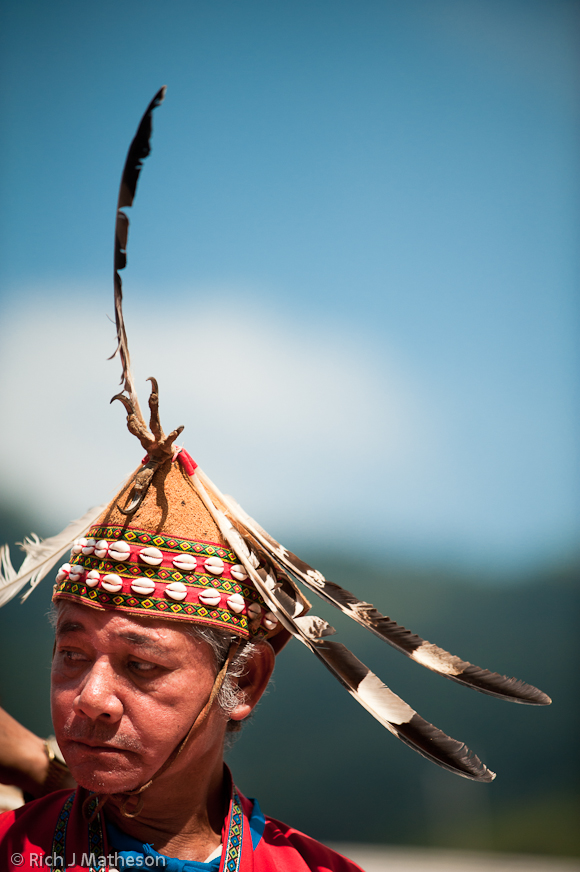 Chou Salaua Chief