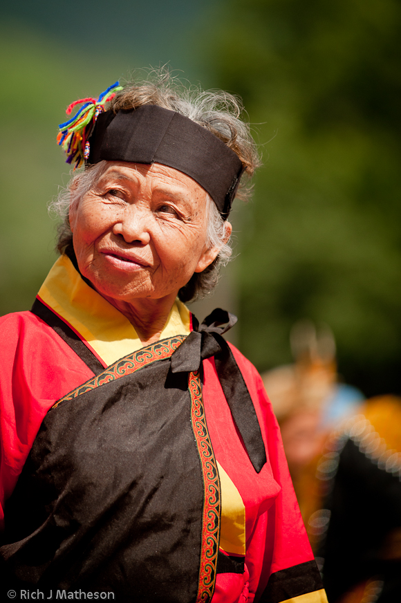 Pingpu Elder from Hsiaolin Village