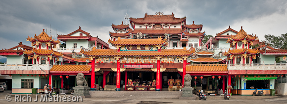 Long Feng Buddhist Temple