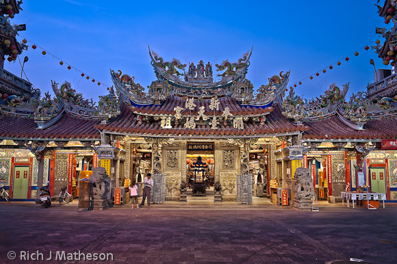 RJM6655 Edit Dajia Mazu Pilgrimage 大甲媽祖繞境    Xingangs Fengtian Temple (奉天宮)
