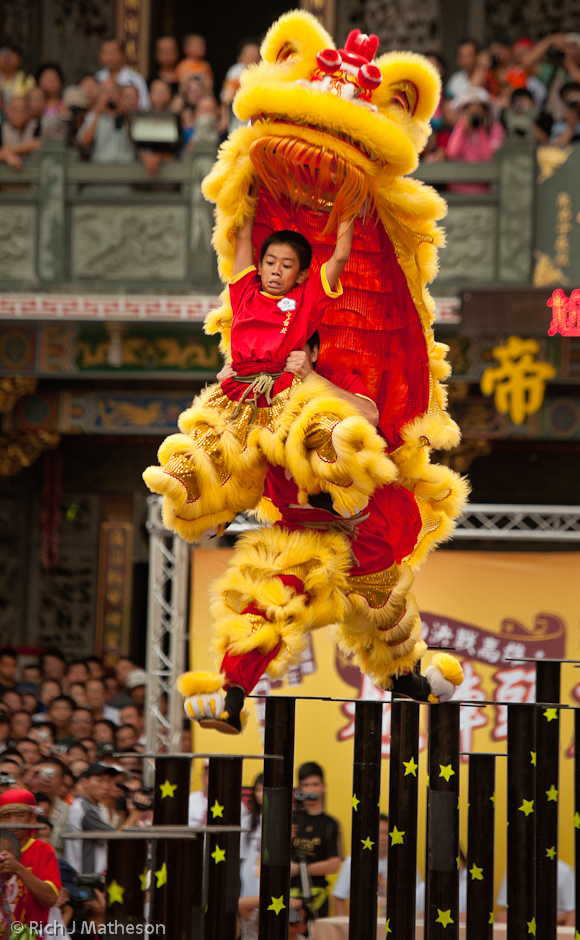 Lion Dance culture.tw Articles