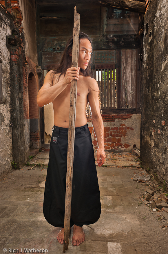 Taiwanese dancer Billy Zhang (張逸軍)