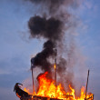 Prayers and Flames: The Burning of the King Boat (Travel in Taiwan)