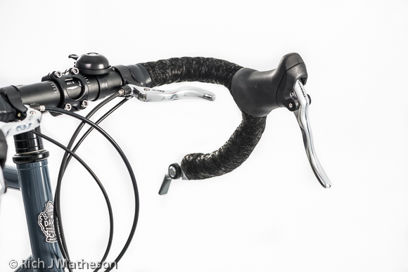 bike product photography